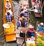 Damnern Saduak Floating Market /SSMAF (Departure from Bangkok)