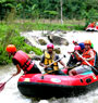 White Water Rafting and Elephant Trekking from Phuket