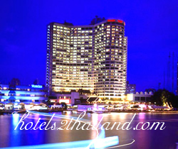 Royal Orchid Sheraton Hotel Bangkok