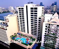 Bel - Aire Princess Hotel Bangkok