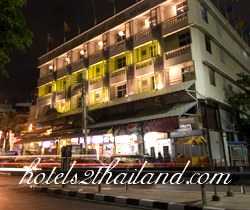 Sawasdee Khaosan Inn Bangkok