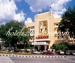 Royal Hotel Bangkok Rajdamnern Avenue