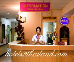 Sawasdee Welcome Inn (Formerly Welcome Sawasdee Inn)