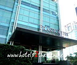 Fraser Suites Urbana Sathorn Hotel Bangkok