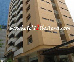 Abloom Execlusive Serviced Apartments Bangkok
