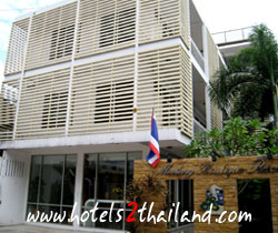 S2S Boutique Resort Bangkok (Formerly Moeleng Boutique)