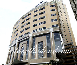 Grand Sukhumvit Hotel Bangkok (Formerly Grand Sukhumvit by Sofitel)