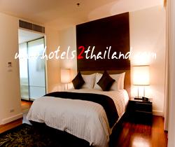 Phachara Suites Sukhumvit Bangkok