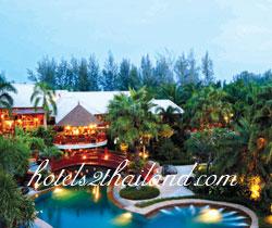 The Hotspring Beach Resort Spa Натай Бич Таиланд Цены Отзывы