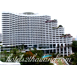 Royal Cliff Beach Hotel