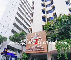 Sunshine Residences  Pattaya